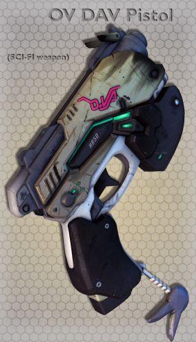 OV DAV Pistol