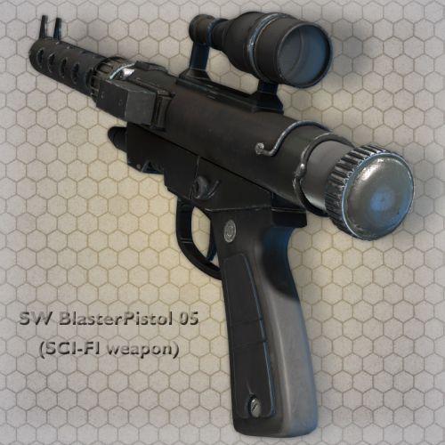 SW BlasterPistol 05