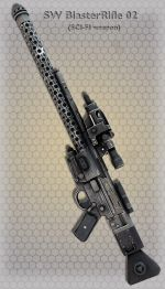 SW BlasterRifle 02