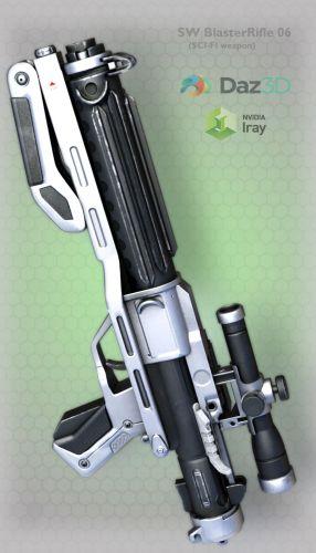 SW BlasterRifle 06