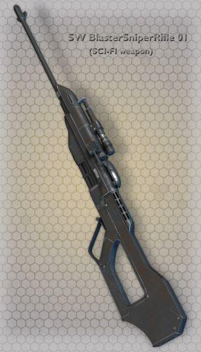 SW BlasterSniperRifle 01