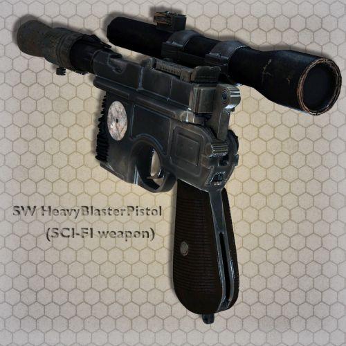 SW HeavyBlasterPistol