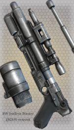 SW JynErso Blaster