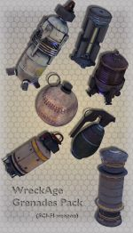 WreckAge Grenades Pack