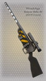 WreckAge Sniper Rifle 01