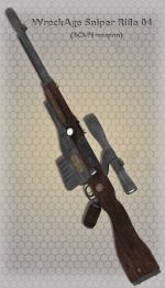 WreckAge Sniper Rifle 04