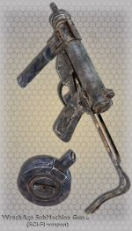 WreckAge SubMachine Gun 02